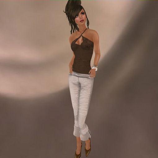 Aleida Jinja top & konge pants
